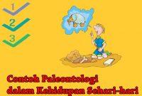 Contoh Ilmu Paleontologi